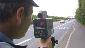 Garda Speed Camera