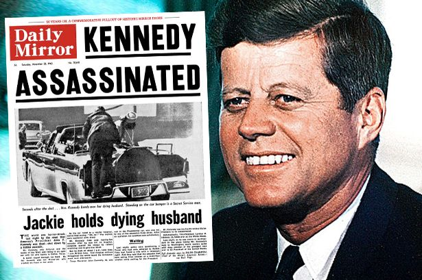 a history of the assassination of president john f kennedy It seems almost unfathomable that one of the most admired presidents in us history may have had ties to mobsters nevertheless, in the half-century since president john f kennedy's assassination in dallas.