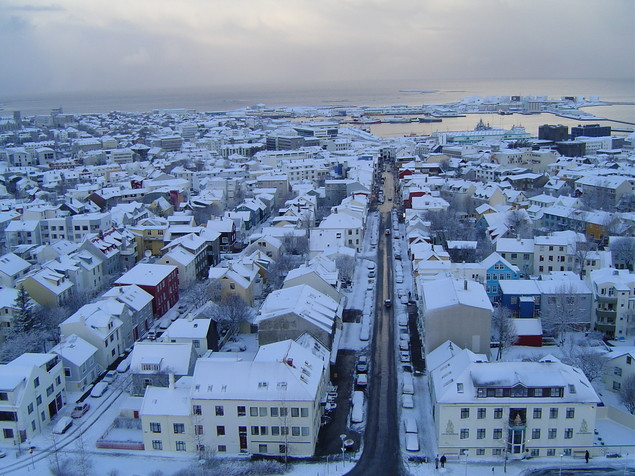 Iceland homes