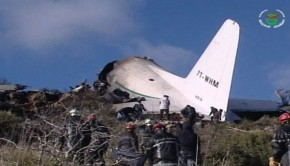 Algeria air crash