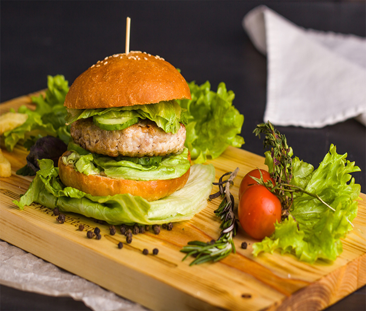 How To Easily Prepare & Cook The Perfect Gourmet Burger