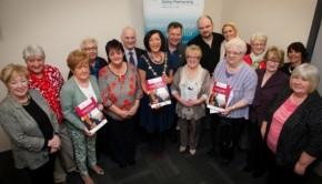 1.Former Mayor of Derry Brenda Stevenson pictured at the launch of new DVD resource 'A costly subject'