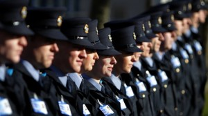New Garda Recruit