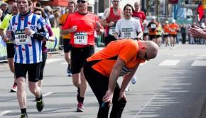 marathon running weight loss