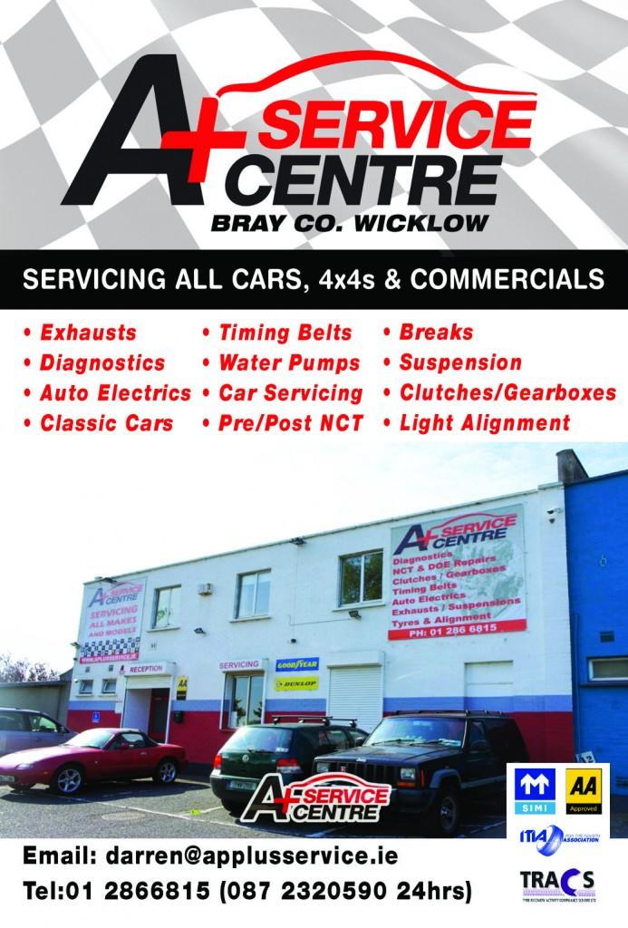 A Service Centre The Garda Retired Post Ireland - Cool cars service centre