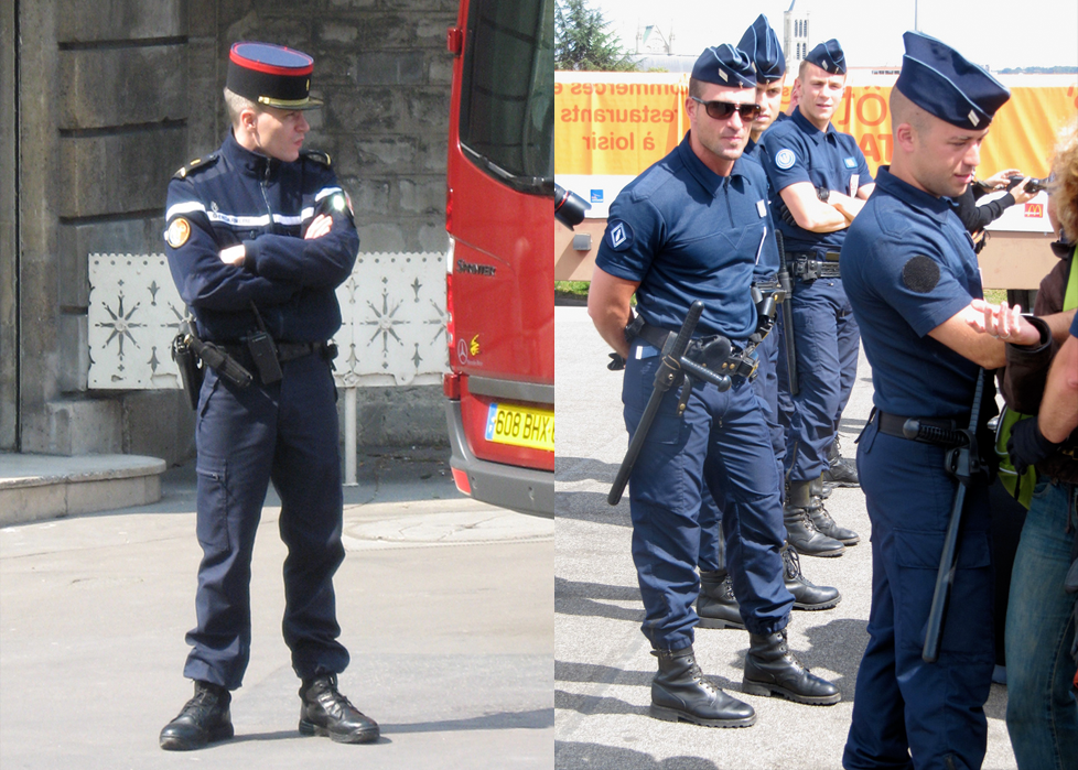 Police Uniforms from Around the World The Garda Retired