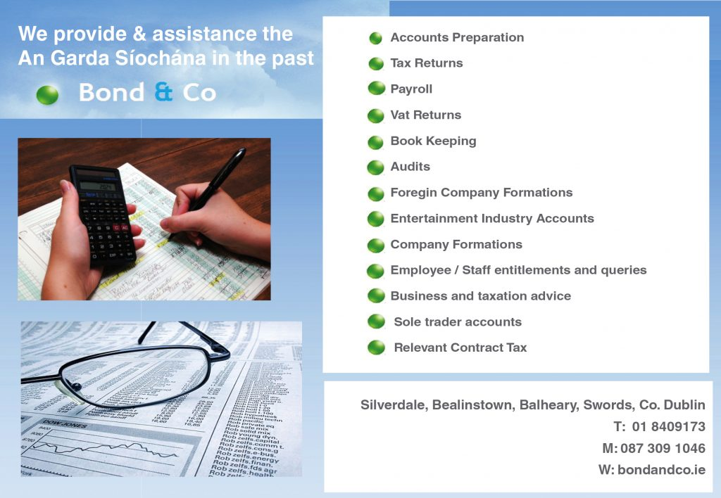 Bond and Company Accountants and Auditors