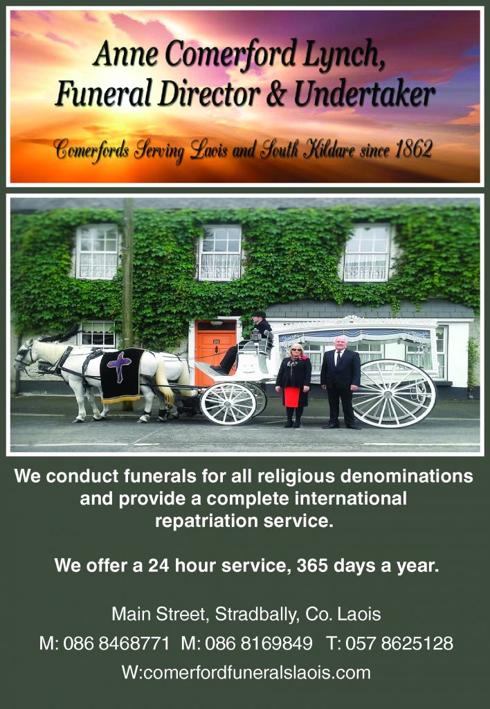 Anne Comerford Lynch Funeral Services