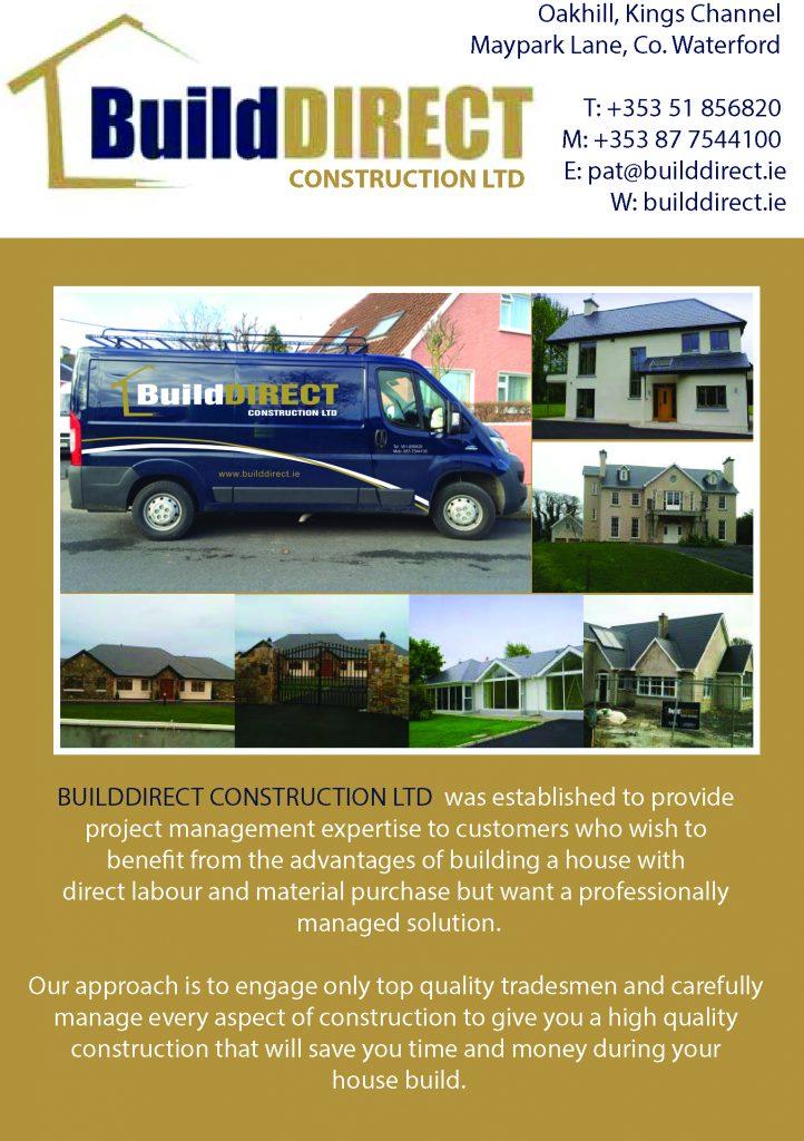 BuildDirect construction