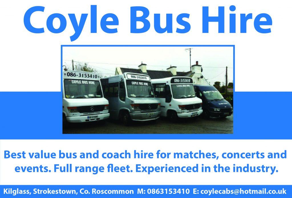 Coyle Bus Hire