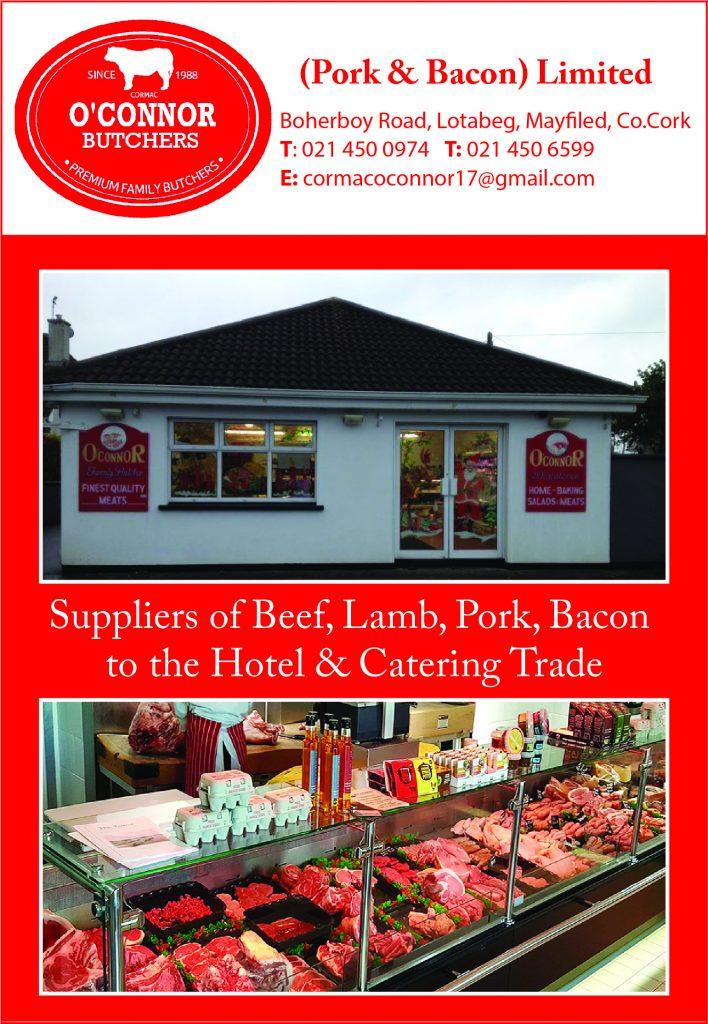 Cormac O'Connor Pork & Bacon fin