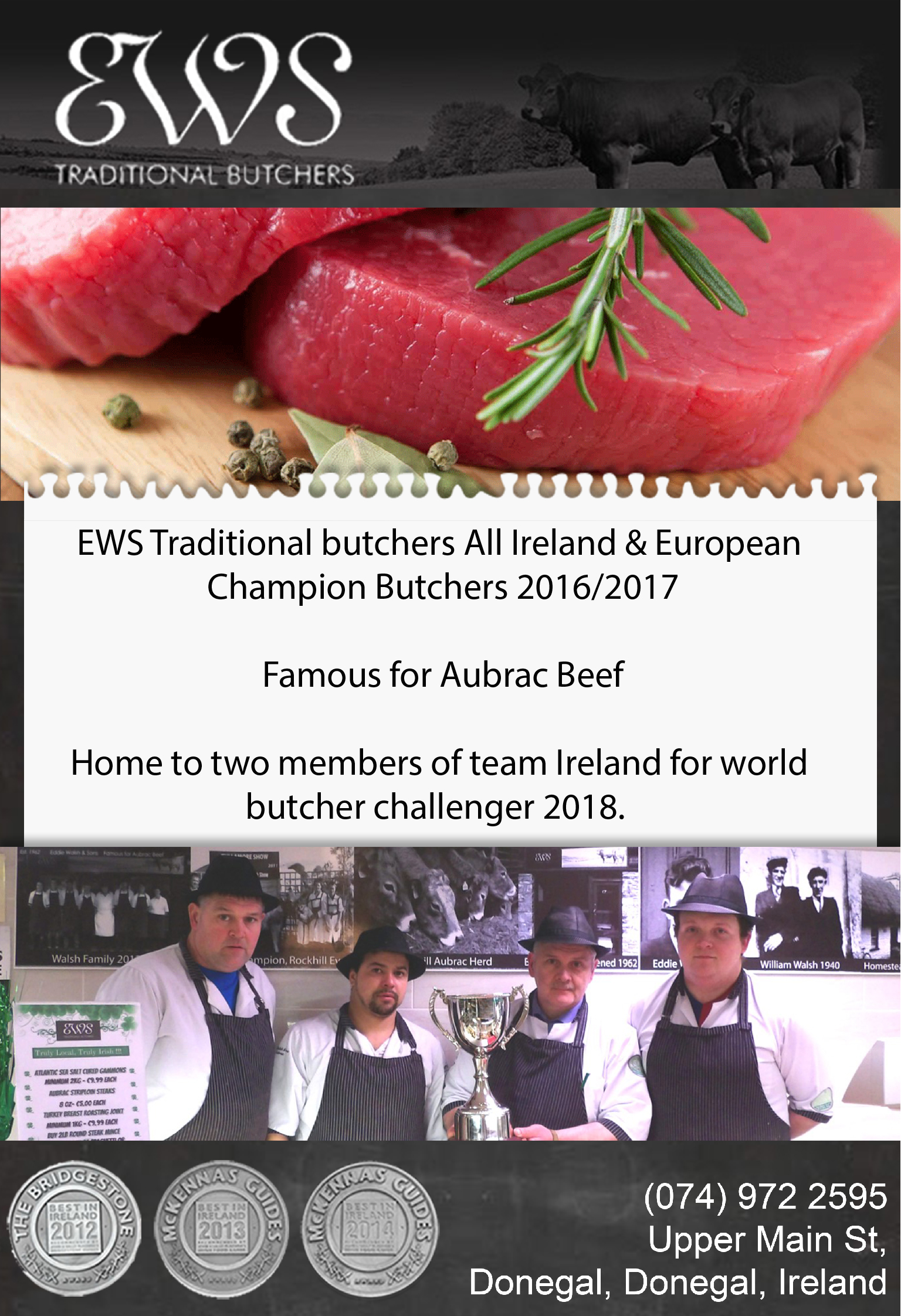 Eddie Walsh & Sons Craft Butchers (2)