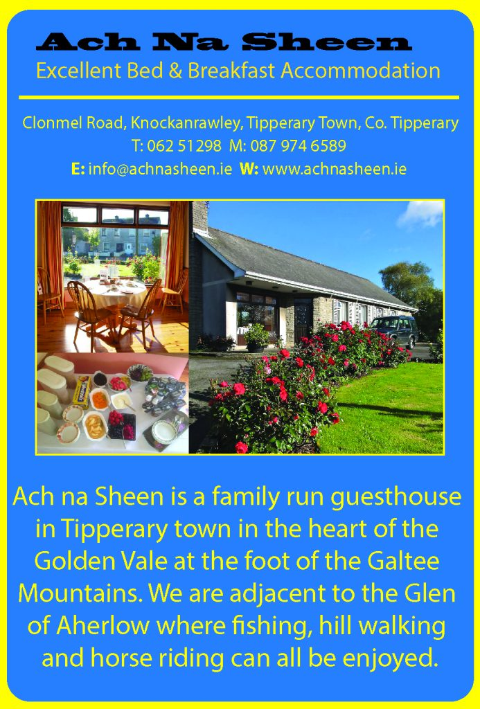 Ach na Sheen Guest House