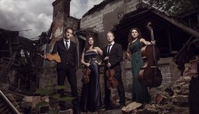 CARDUCCI QUARTET GREAT MUSIC IN IRISH HOUSES