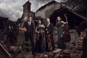CARDUCCI QUARTET GREAT MUSIC IN IRISH HOUSES