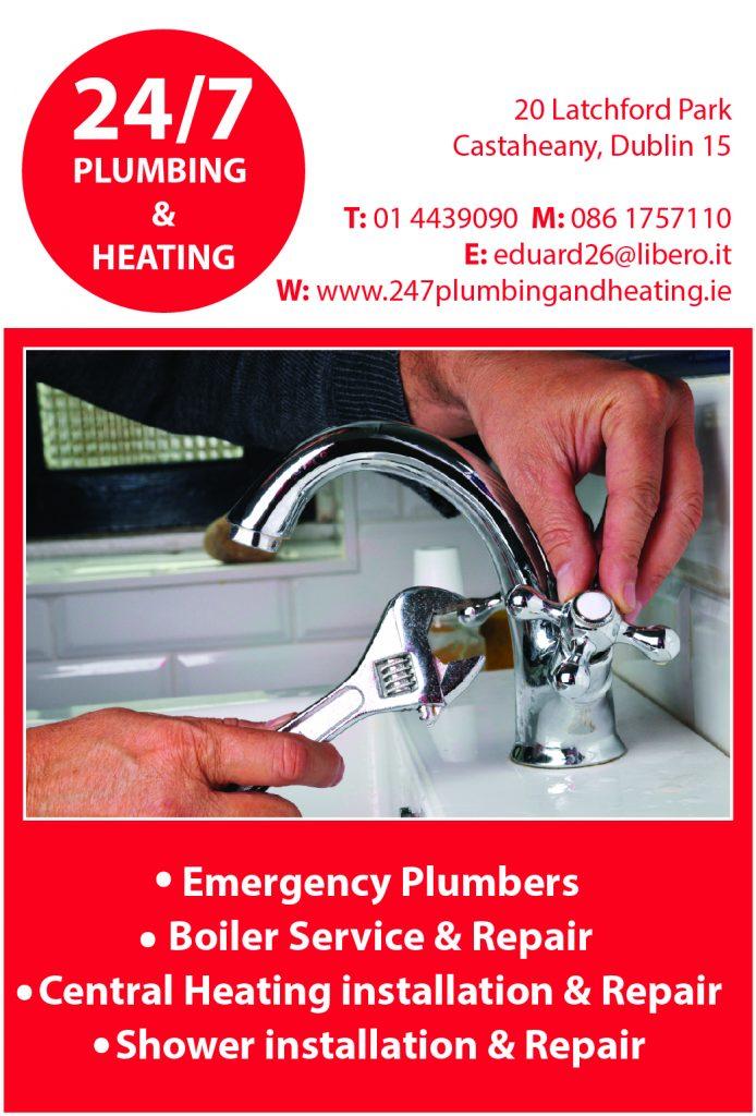 24 & 7 Plumbing and Heating