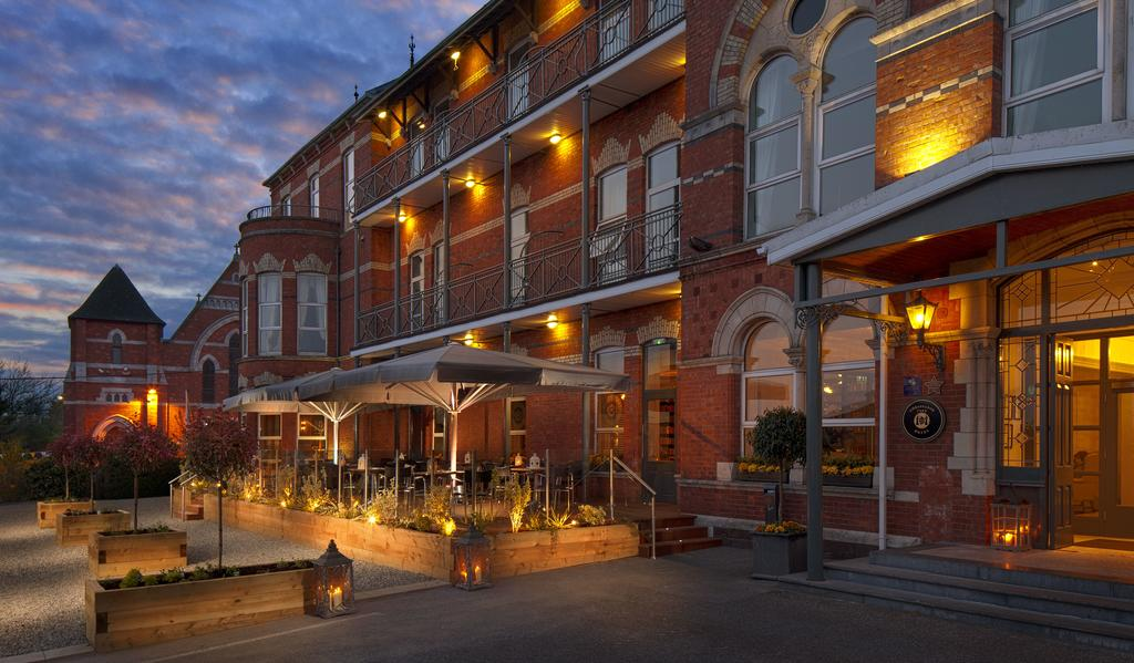 Win A 2 Night Stay At The Luxury 4 Star Ambador Hotel Cork