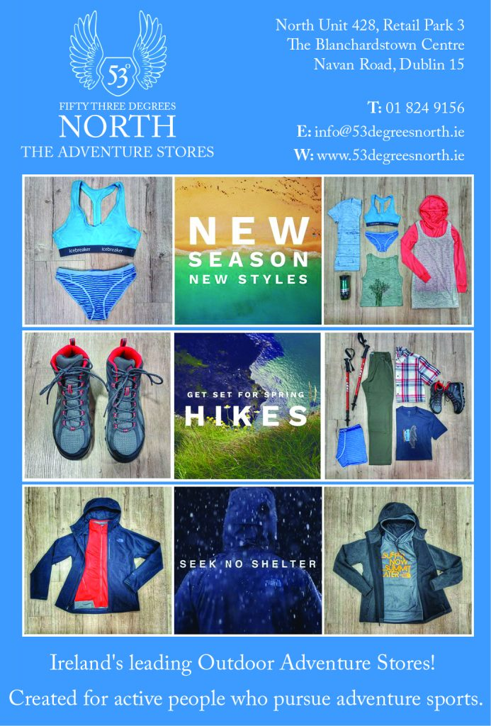 53 Degrees North The Adventure Stores