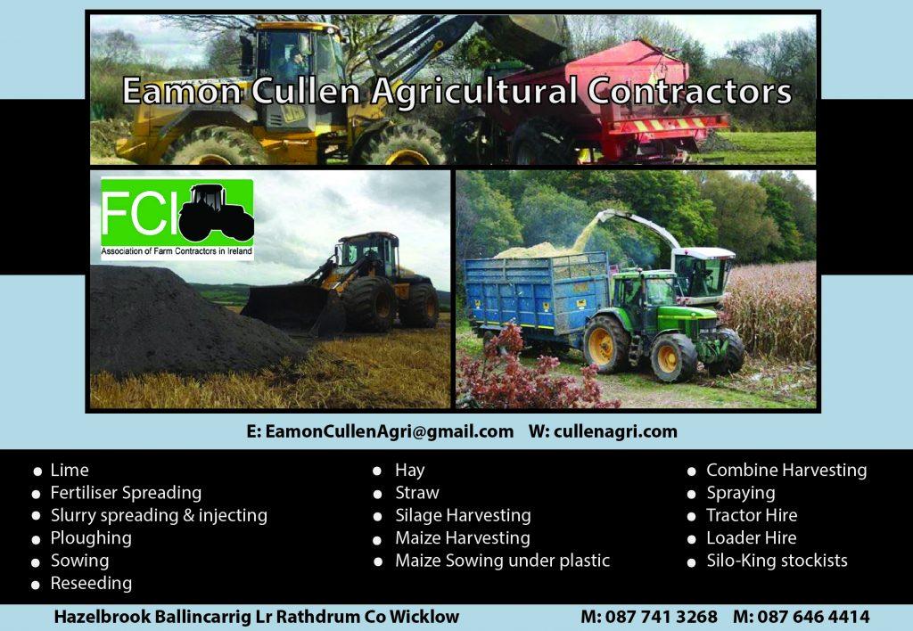 Eamon Cullen Agricultural Contractors