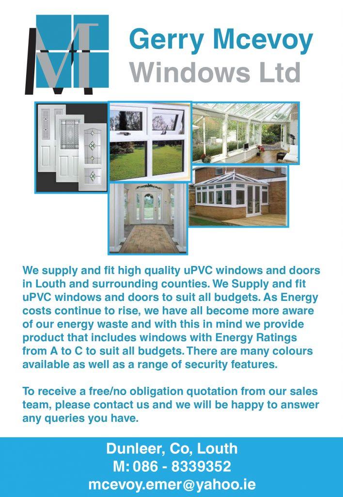 Gerry Mcevoy Windows Ltd