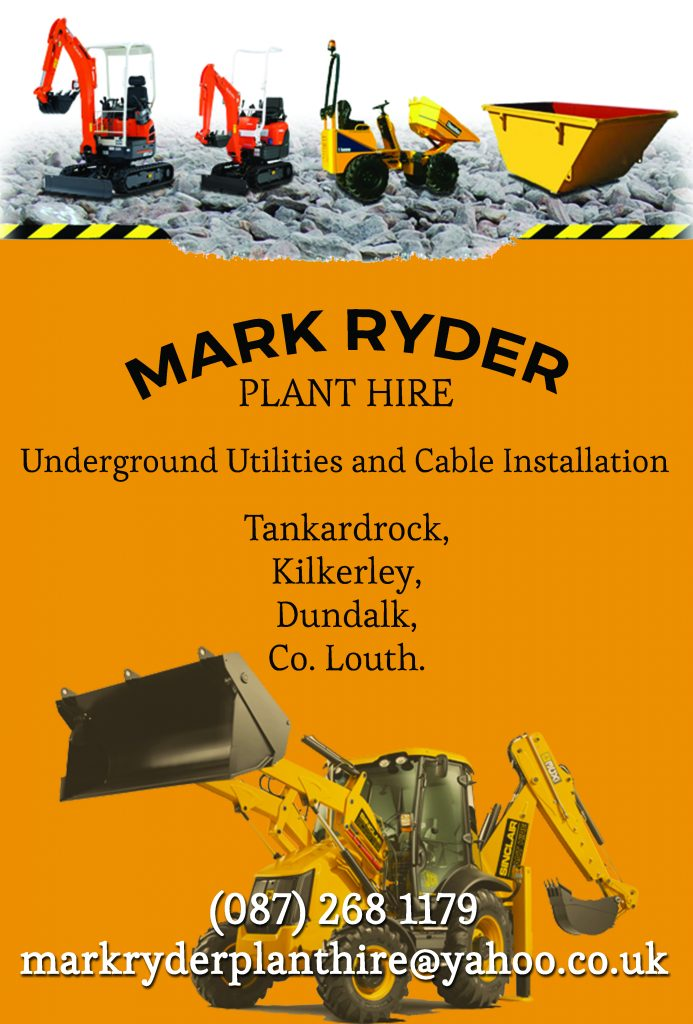 Mark Ryder Plant Hire