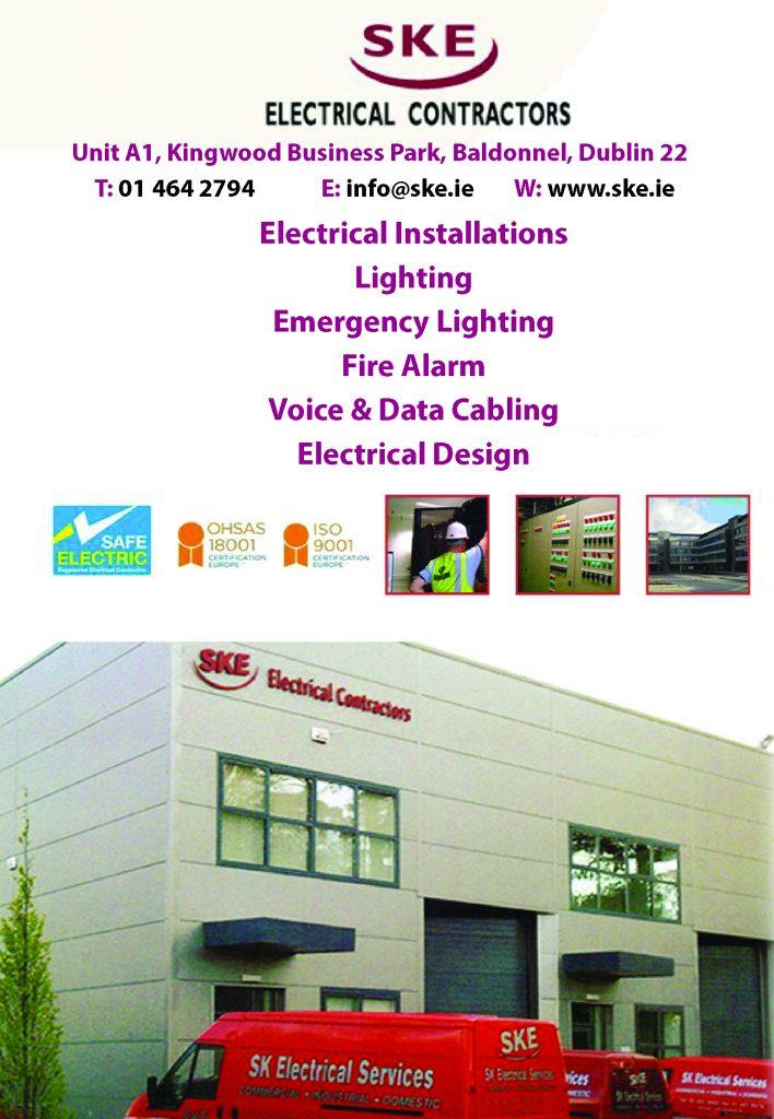 SKE Electrical GP