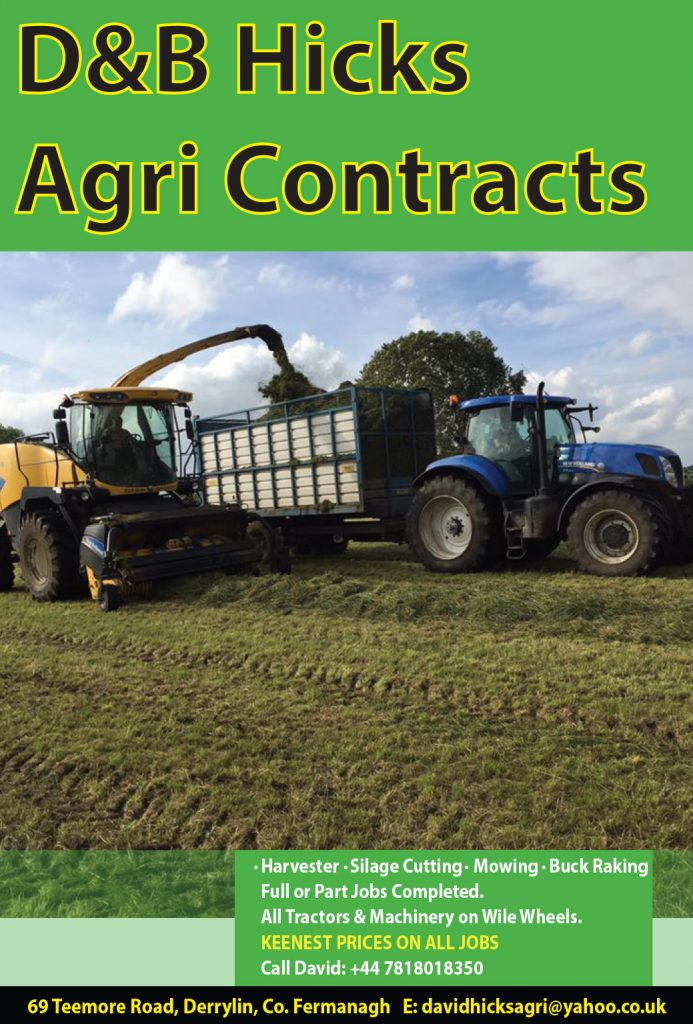 D&B Hicks Agri Contracts