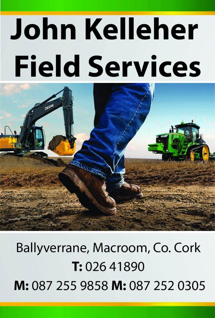 John Kelleher Field Services