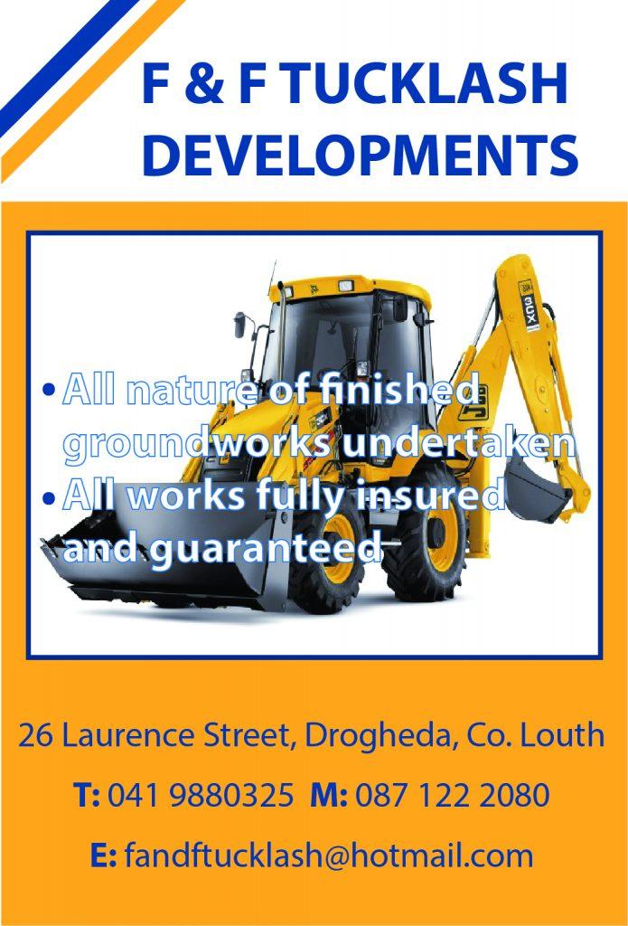 F & F Tucklash Developments Limited