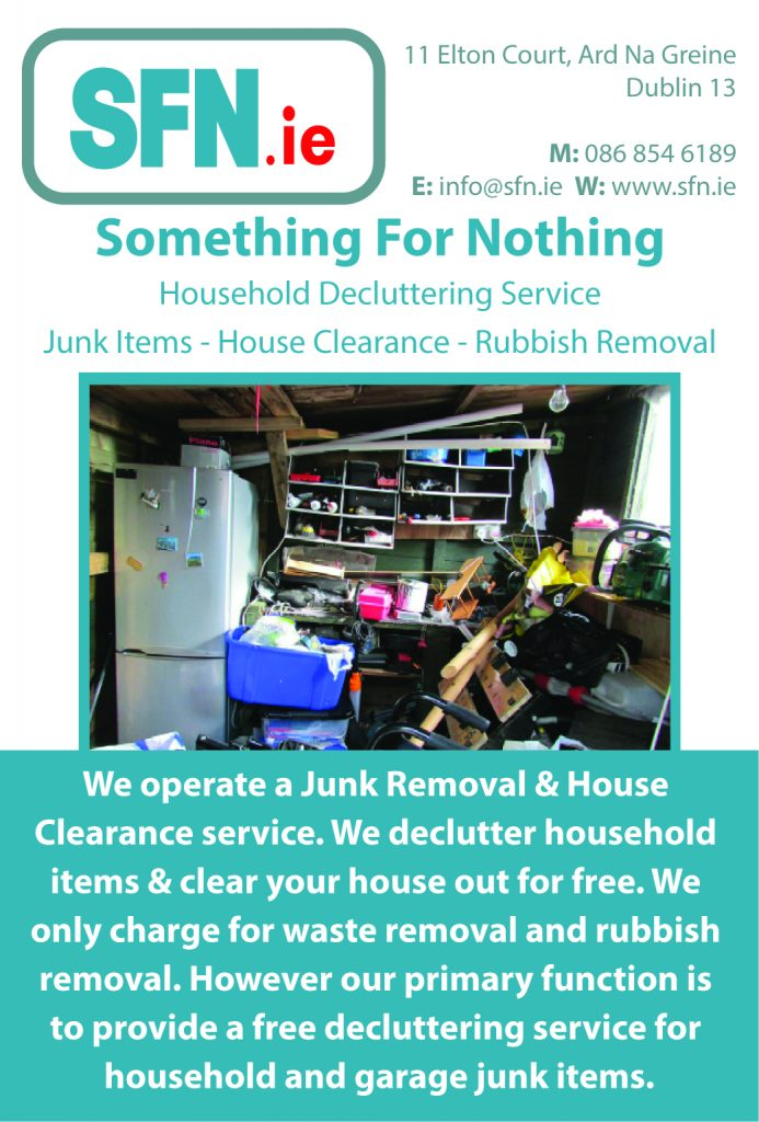 Something For Nothing Junk & Waste & Rubbish Removal