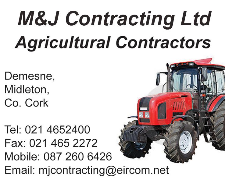 M & J Contracting Ltd