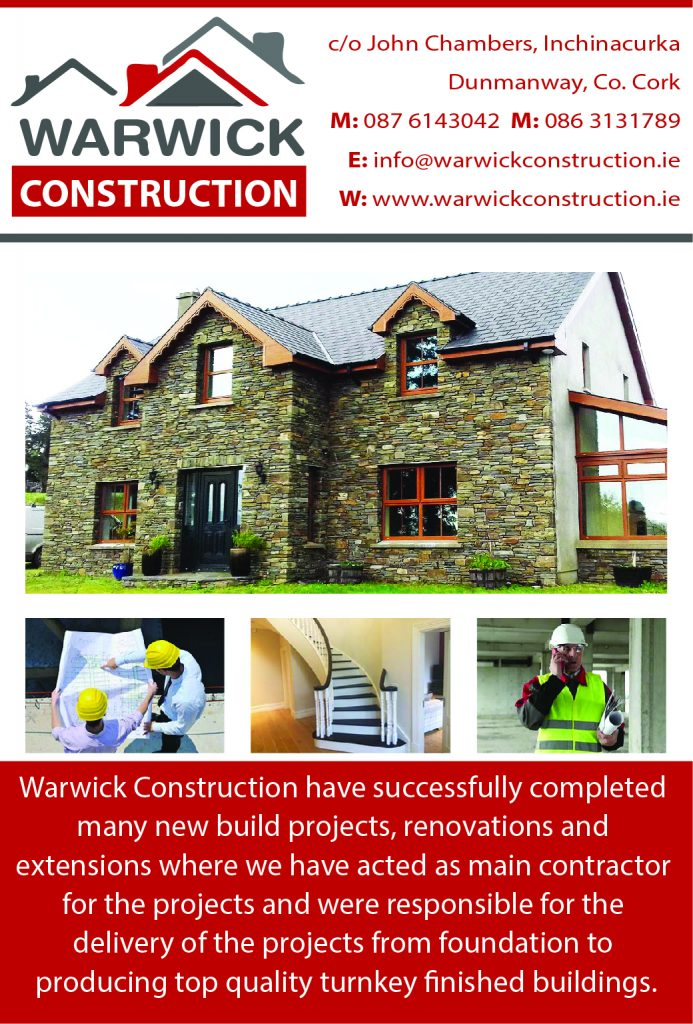 Warwick Construction Ltd