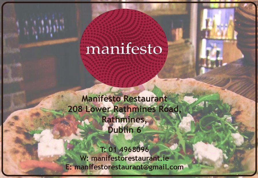 Manifesto Restaurant