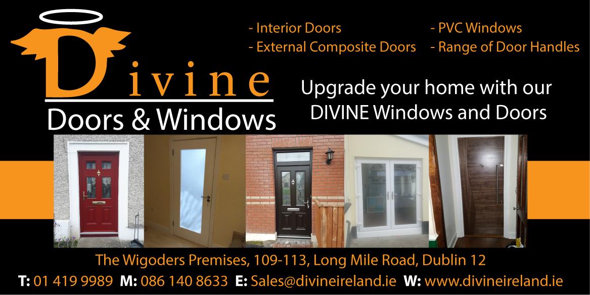 PVC Doors Divine Ireland updated