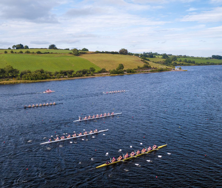 Cork County Welcome Home their Rowing Champions