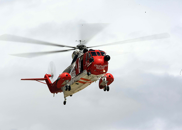 Coast Guard Helicopter Currently Not Licensed to Land at New National Children's Hospital