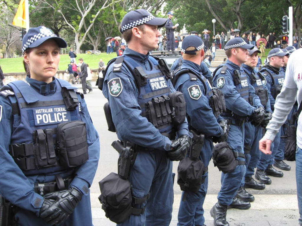 Police Uniforms from Around the World