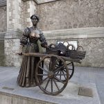 If The Molly Malone Statue Could Speak What Would She Say?