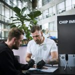 Thousands Of Swedes Embedding Microchips Under Their Skin