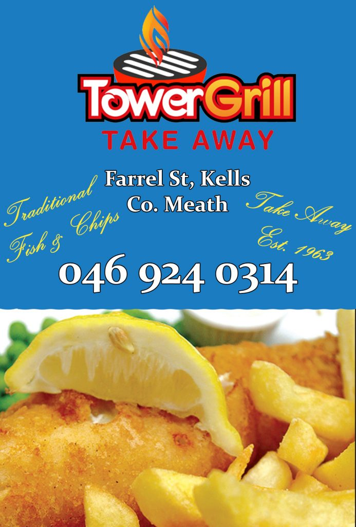 Tower Grill fin