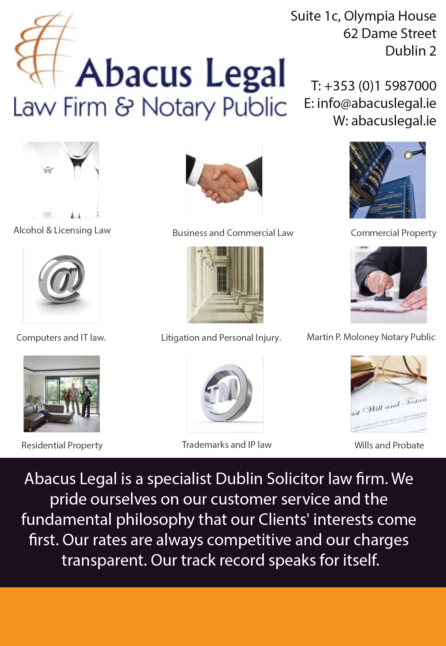Abacus Legal Law Firm & Notary Public