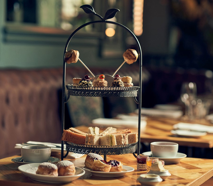 Best Places to Have Tea in Dublin