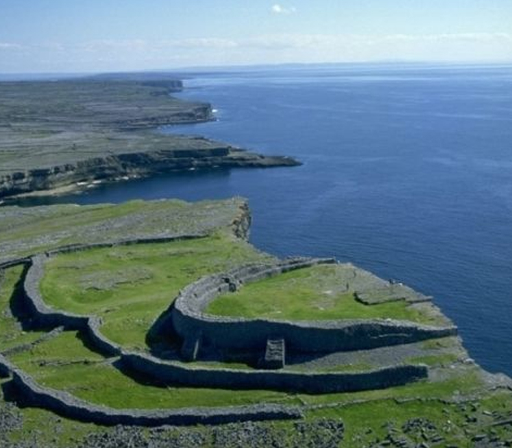 Visit the Aran Islands on Galway's Wild Atlantic