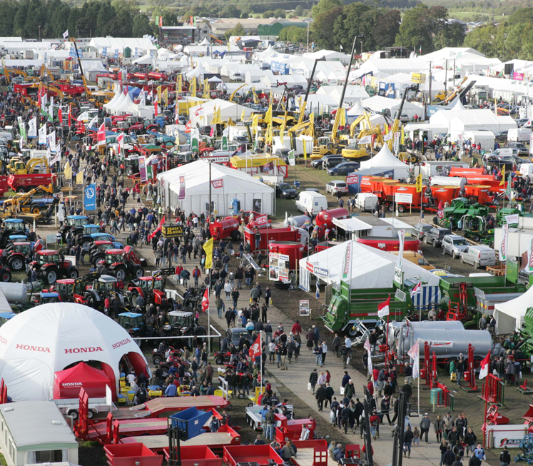 The National Ploughing Championships Co Carlow September 17th to 19th