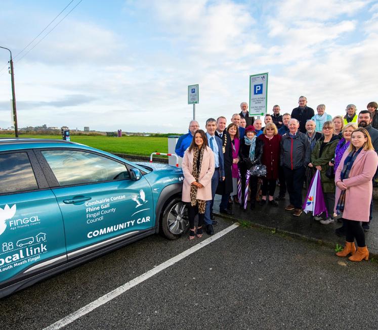 Fingal pilot 'Community Car' service