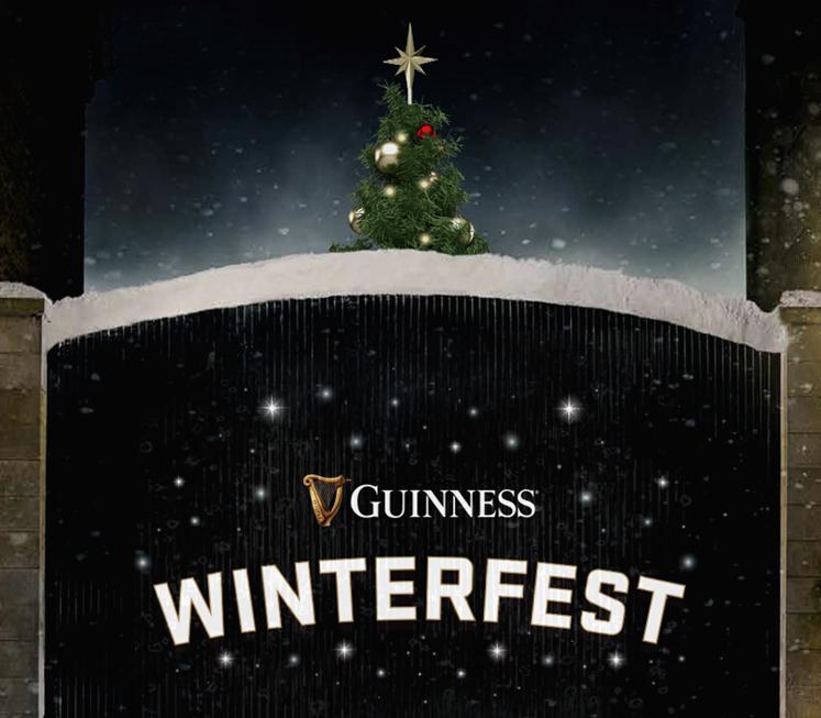 Guinness Winterfest – Thursday 12th – Sunday 15th