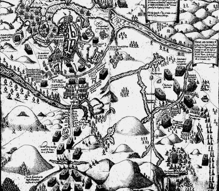 The Battle of Kinsale, 1601