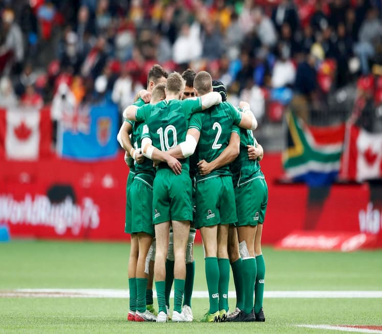 Ireland Men's Sevens Set Sights On Olympic Qualifier In Monaco