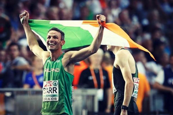 Wellness Tips with Olympian Thomas Barr