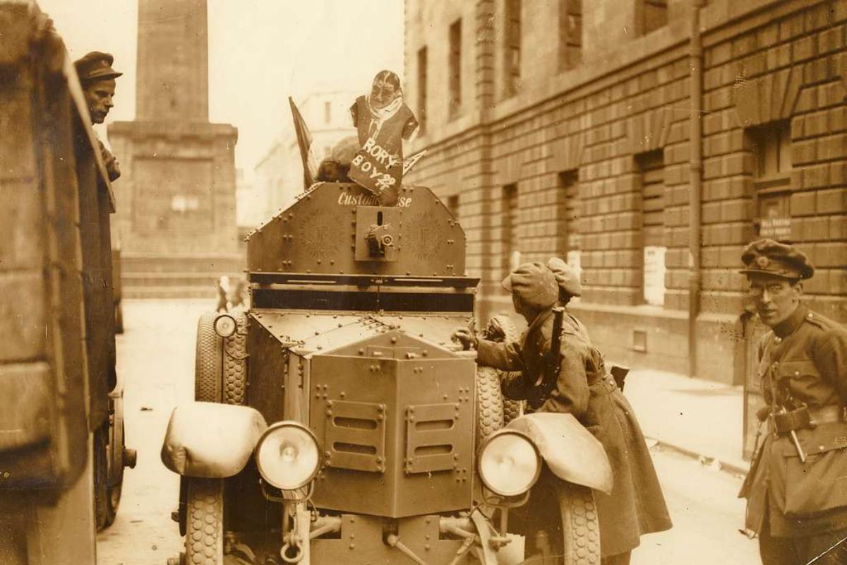 Exploring the Irish Wars Through Photographs, 1919-1923